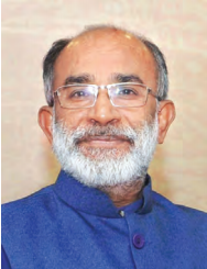 Alphons Kannanthanam, Tourism Minister of India