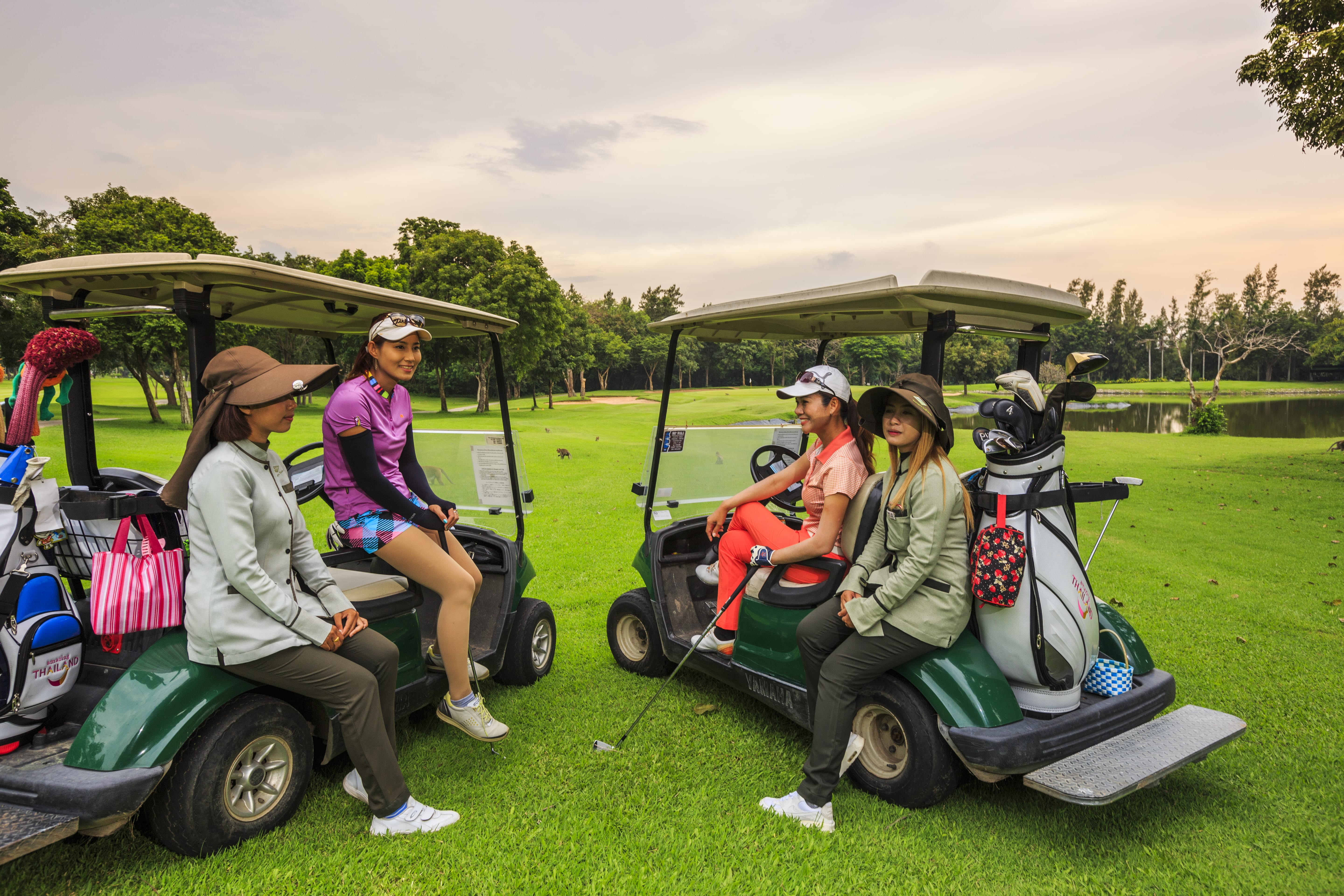 Chon Buri Bangpra International Golf Club