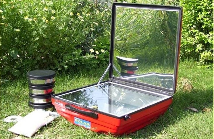Solar cooking innovations