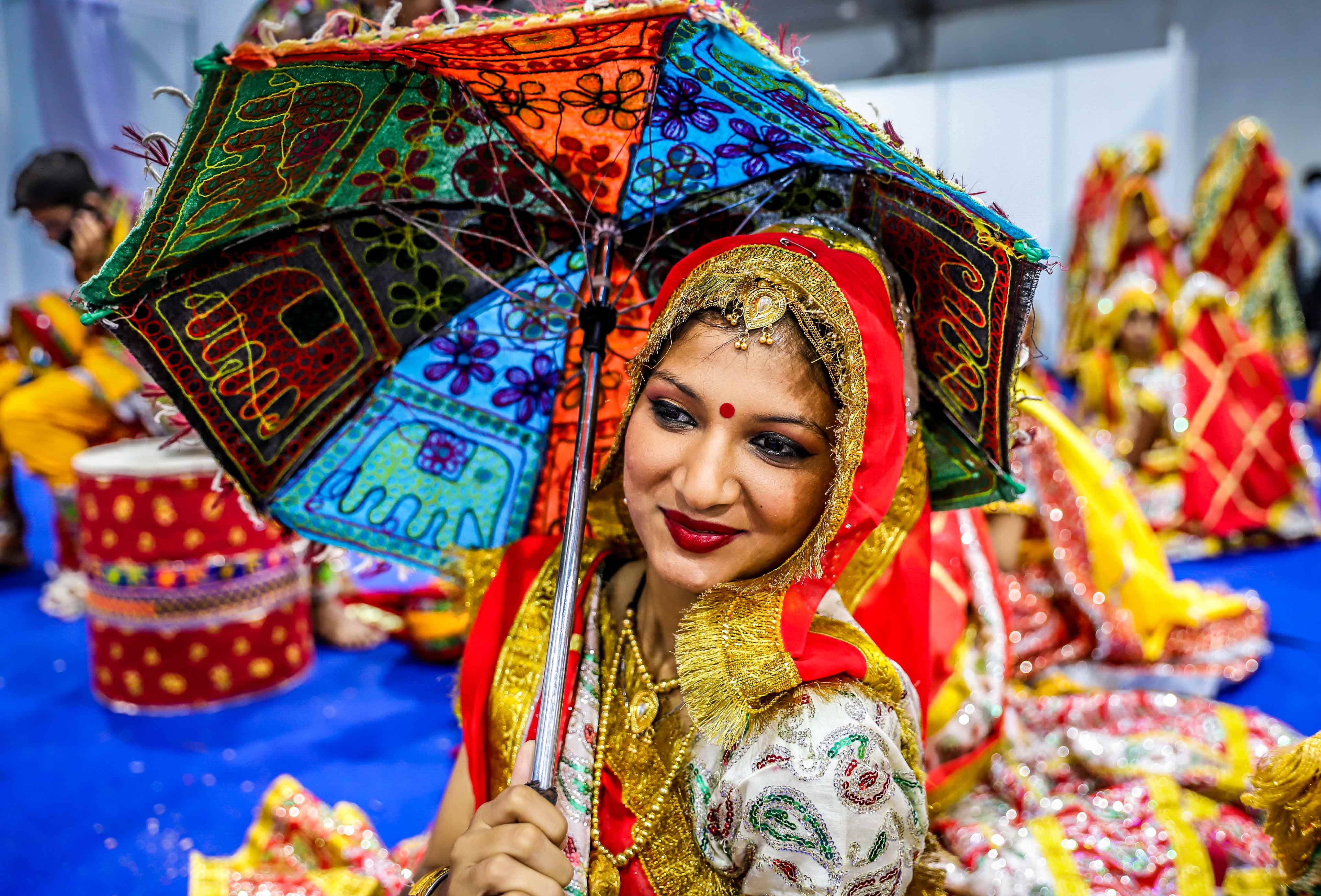 Navratri celebrations in Gujarat