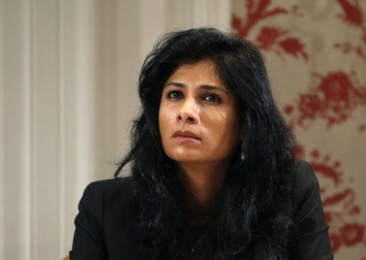 IMF appoints Gita Gopinath as the first woman chief economist