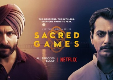 Netflix's Indian series Sacred Games gets worldwide recognition