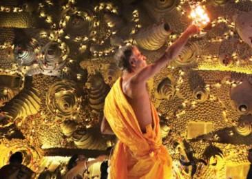 Celebrating Durga
