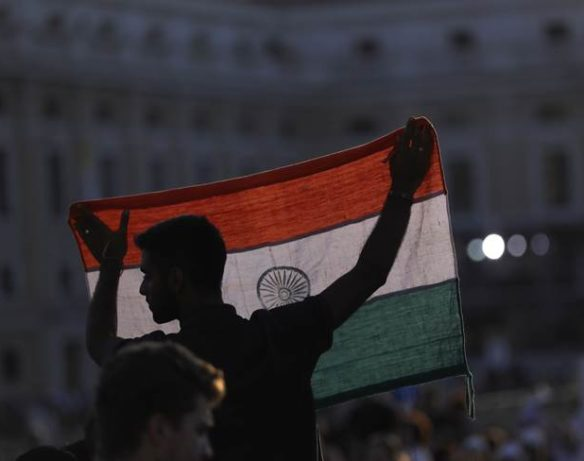 The Indian diaspora is one of the fastest increasing diasporas in the US