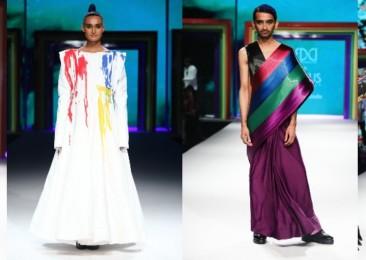 Lotus Make-up India Fashion Week S'19