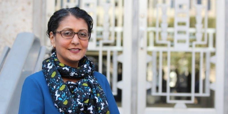 Minal Patel Davis, Special Advisor on Human Trafficking to the Mayor of Houston