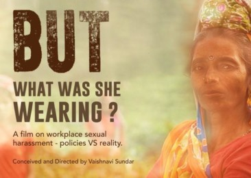 India's first feature length documentary on workplace harassment