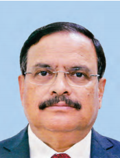 C K Mishra Secretary, Ministry of Environment, Forest & Climate Change