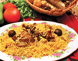 The best of Arabic gastronomy
