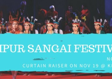 Manipur Sangai Festival: call of the murky mountains and shy deer