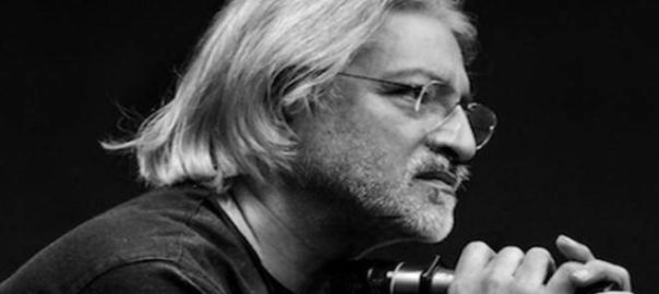 Veteran film maker, Anand Patwardhan