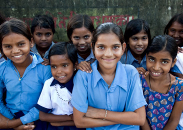 India's girl child survival rate up by four fold