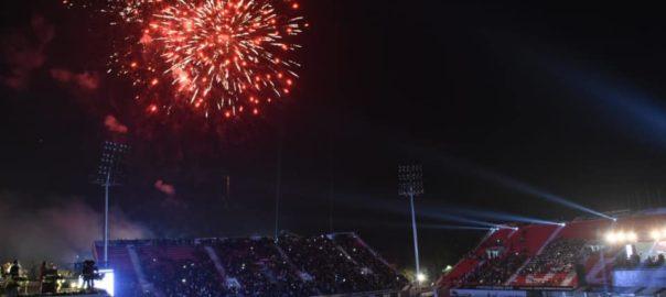 Hockey World Cup celebrations in Cuttuck