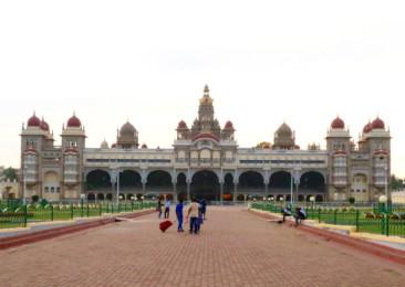 Visite de Karnataka : Mysore Palace