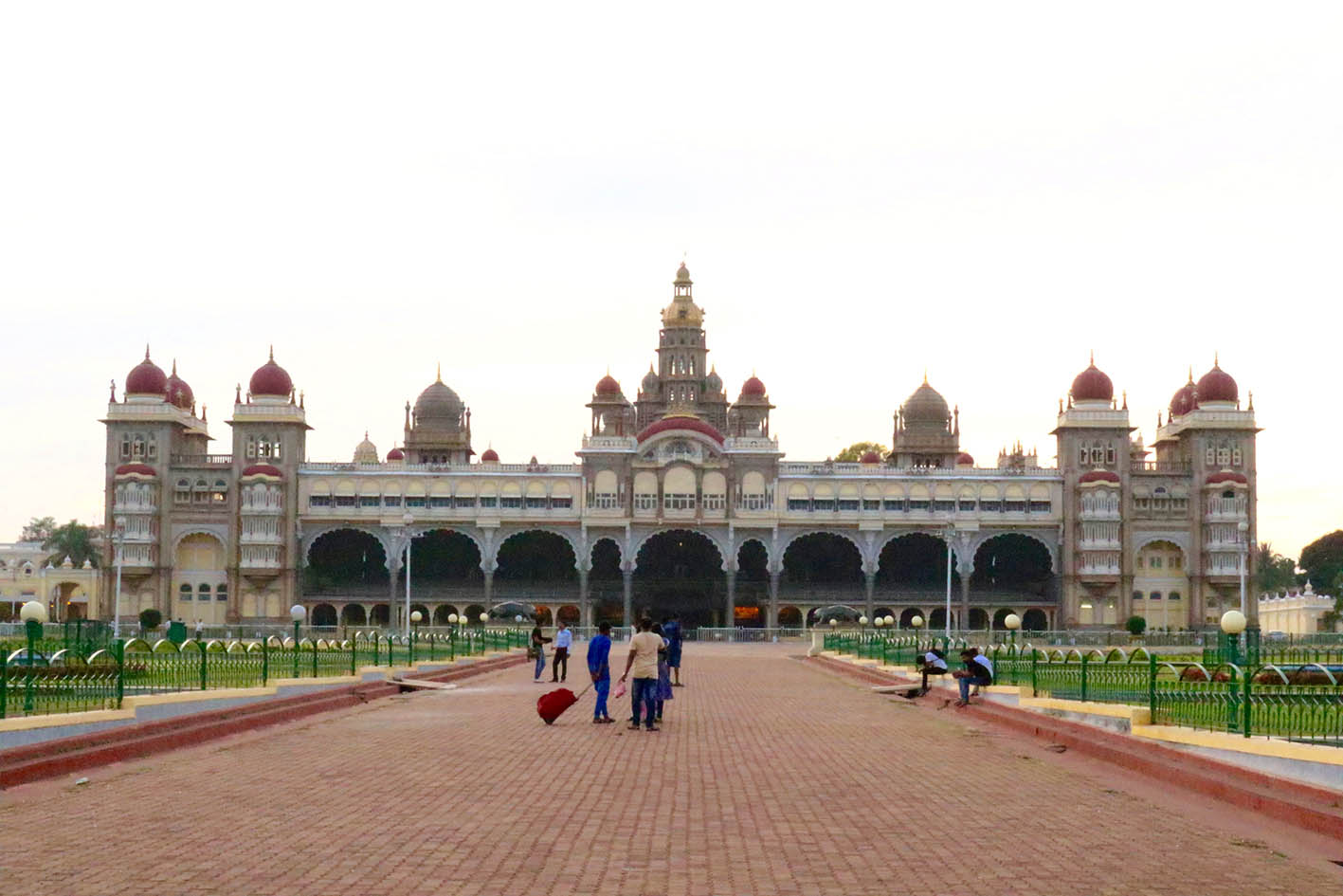 The Mysore Palace,official residence of the Wodeyar dynasty and the seat of the erstwhile Mysore kingdom - Virat Garg