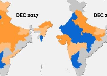 Modi wave wanes