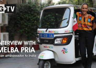 Interview with Melba Pria | Mexican ambassador to India