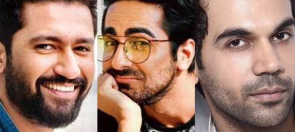 Vicky Kaushal, Ayushmann Khurrana and Rajkummar Rao wins the year in Bollywood