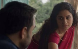 Rasika Dugal as 'Beena' in Mirzapur