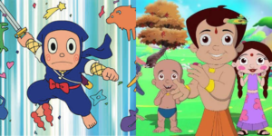 Makers of Chhota Bheem will recreate all new episodes of Ninja Hattori