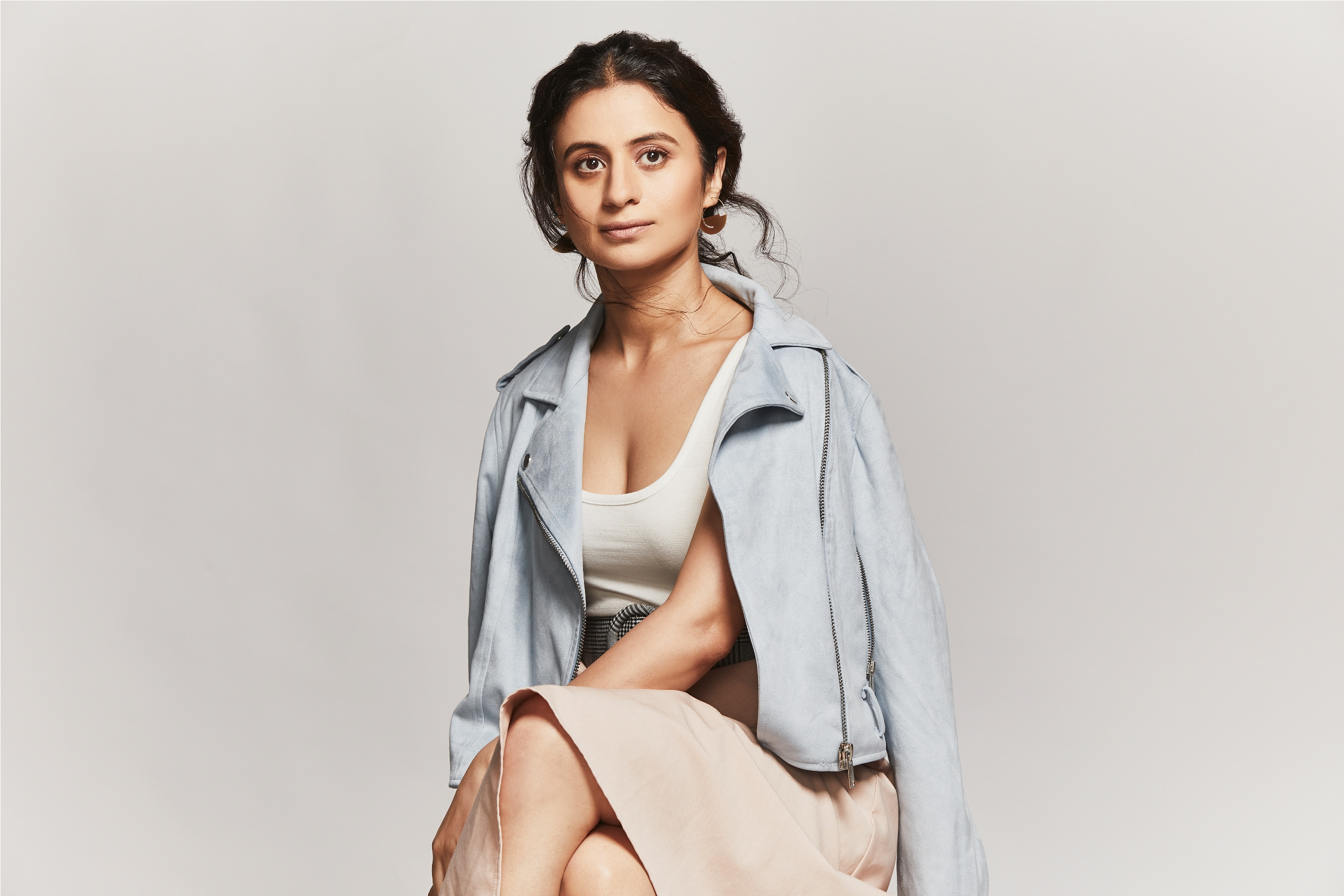 Rasika Dugal who recently played the role of 'Beena' in the Amazon Prime Original show 'Mirzapur'
