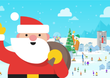 Google Santa Tracker is helping kids track Santa Claus