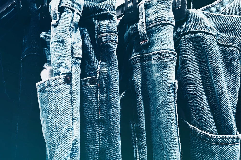 Switch to sustainable denim jeans