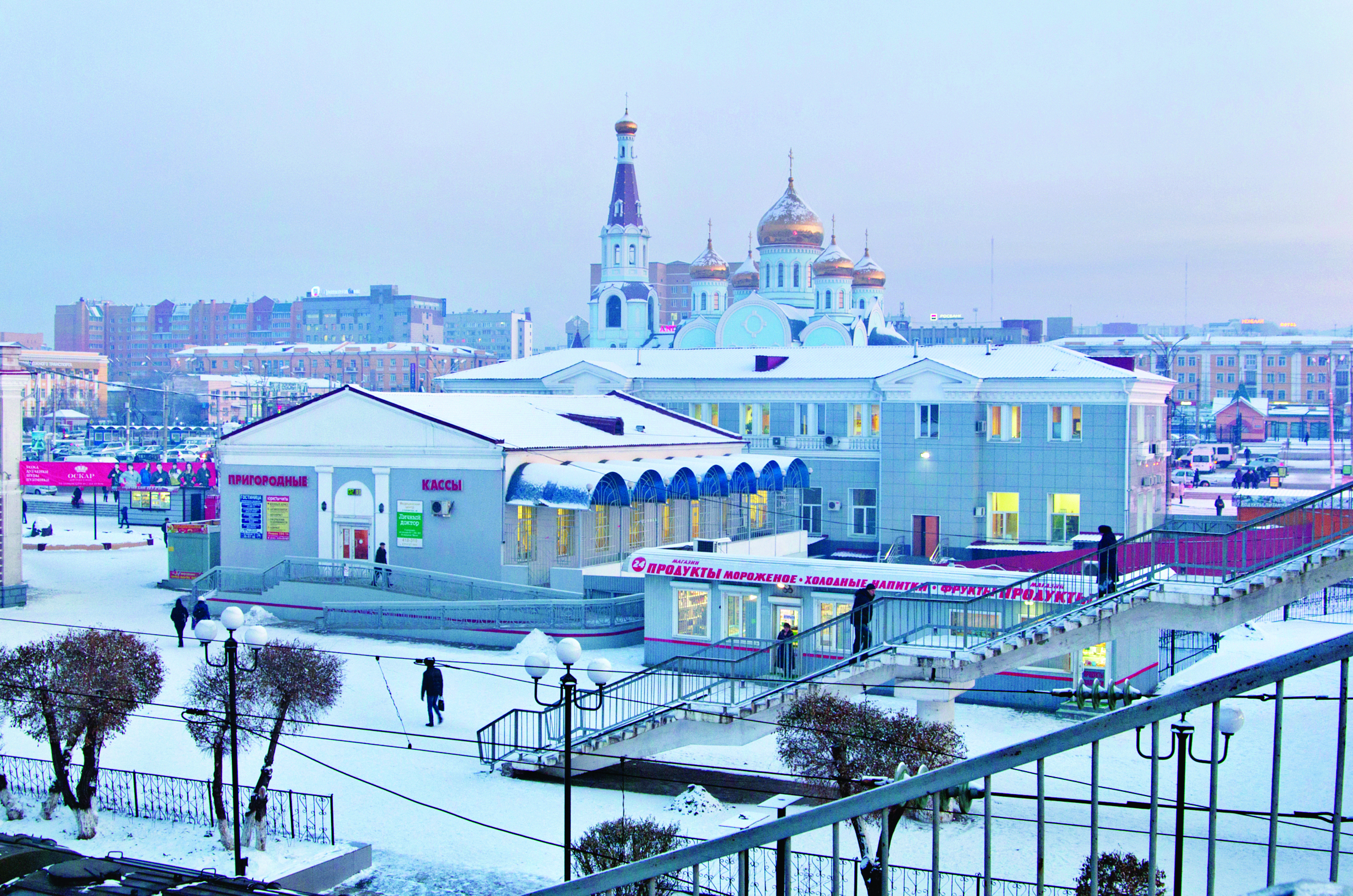 Picture of: A Heartwarming Town In Chilly Siberia Media India Group
