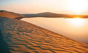 ADVENTURE IN THE DESERT-BEACH