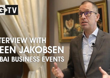 Interview with Steen Jakobsen | Dubai Business Events