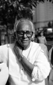 Legendary filmmaker Mrinal Sen