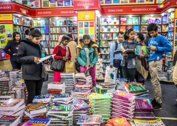 27th New Delhi World Book Fair-2019