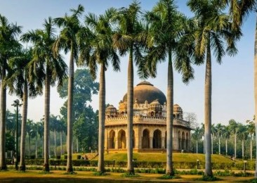 Lodhi Garden moving towards becoming India's first high-tech park