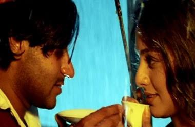 Ajay Devgan with Tabu