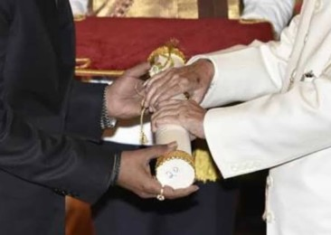 Selfless social workers of the country honoured with Padma Shri