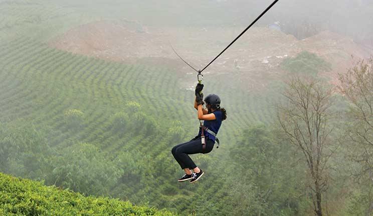 La Temi Tea Estate ofrece opciones para los aventureros