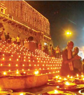 Diwali, Uttar Pradesh