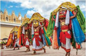 Dussehra, Karnataka