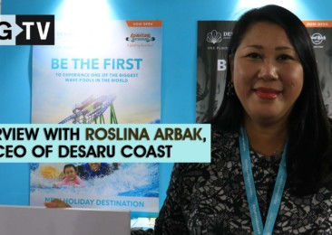 Interview with Roslina Arbak, the CEO of Desaru Coast
