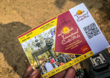 The 33rd Suraj Kund International Crafts Mela