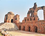 Ferozabad ou Feroz Shah Kotla