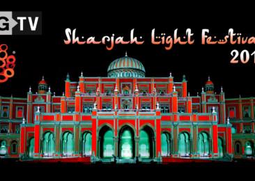 Sharjah Light Festival 2019