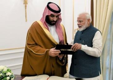 India-Saudi tango