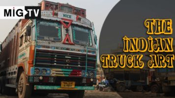 The Indian Truck Art