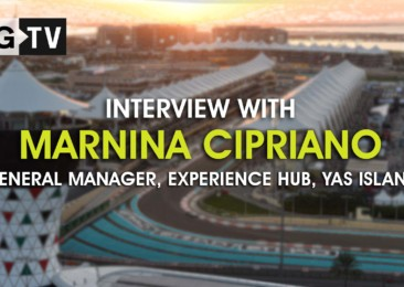 Interview with Marnina Cipriano, General Manager, Experience Hub, Yas Island