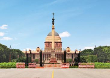 D'Indraprastha à New Delhi