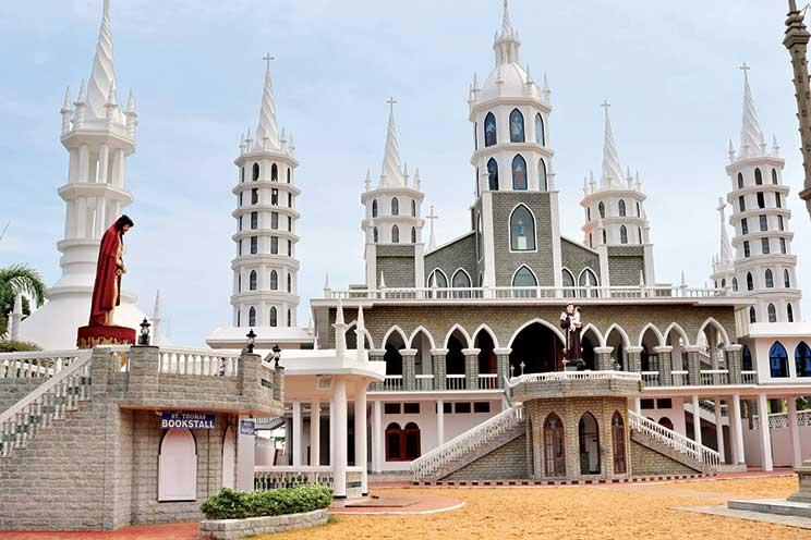 Saint Thomas Church Valiaveli, Thiruvananthapuram, Kerala