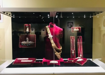 Priceless Nizam jewellery on display
