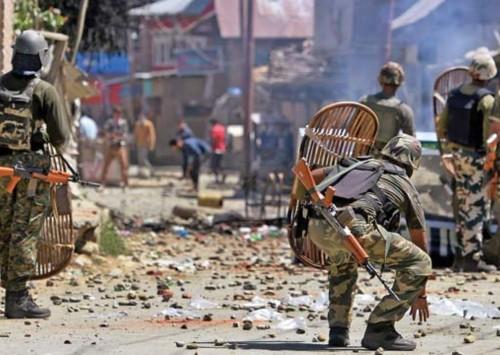 Broken peace in Sri Lanka