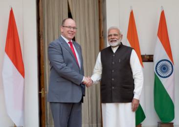 Inde-Monaco : Une nouvelle connaissance